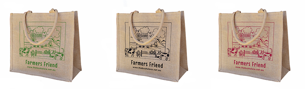 new Farmers Friend bag - all