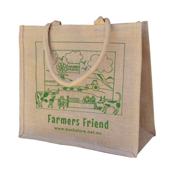 Farmers Friend bag - green