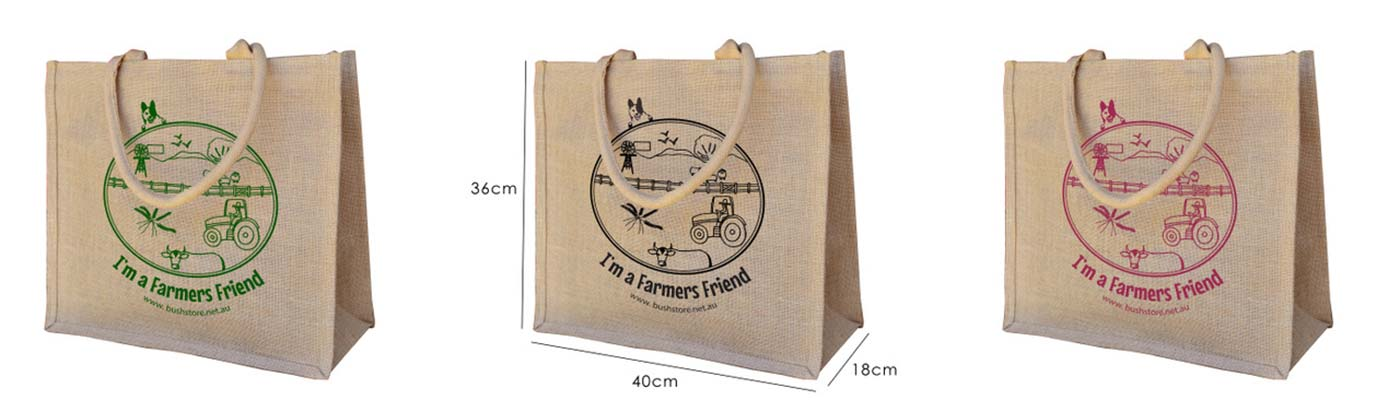 Farmers Friend Jute Bags