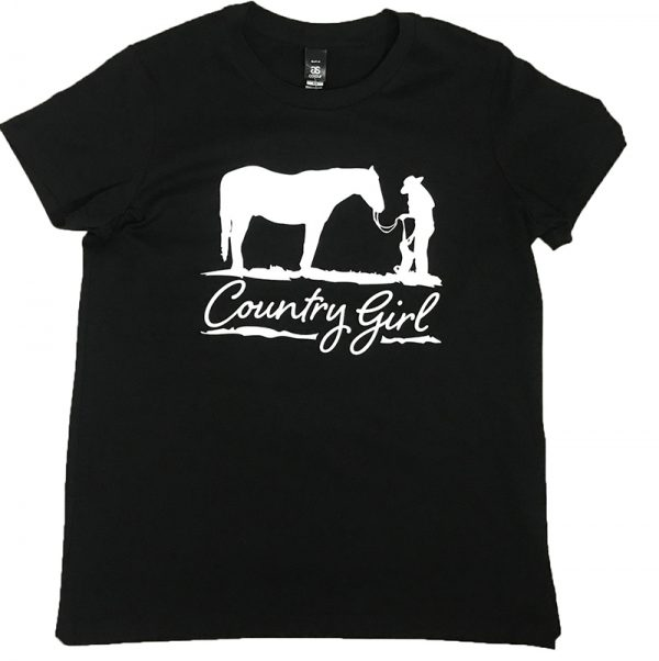 Counry-Girl-T-BLACK