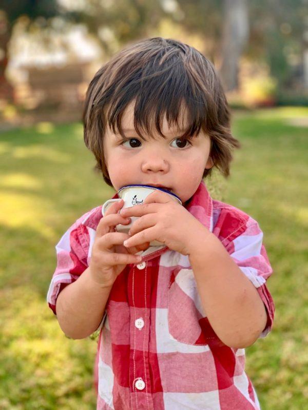 Cutie & Pie Enamel Mugs