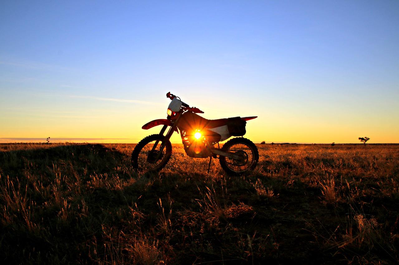 Motorbike The Bush Store