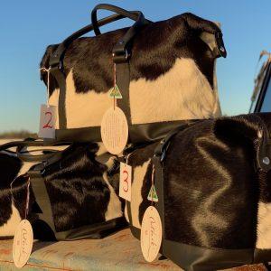Longhaul Weekender Overnight Bags in Rawhide.